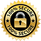 100% Secure Order From