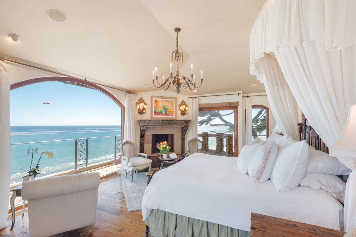 How Liz Edlich Turned A Tiny Shack Into A Malibu Dream Home