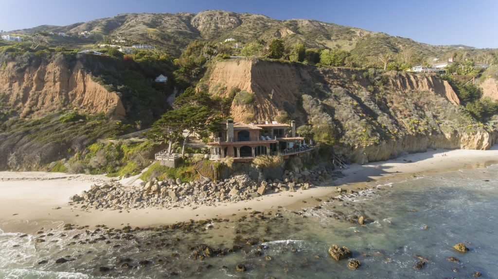 Il Pelicano Malibu Headquarters