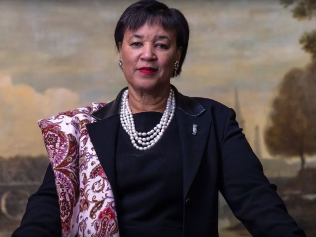 Baroness Patricia Scotland of Asthal