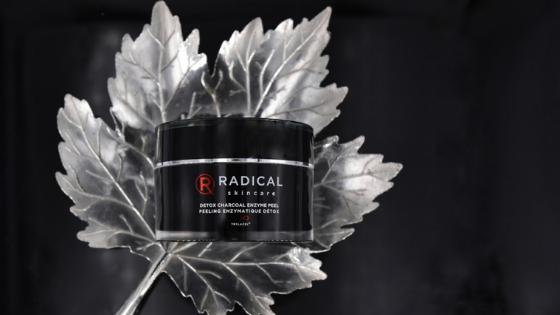 Skin Tutorial: Detox Charcoal Enzyme Peel