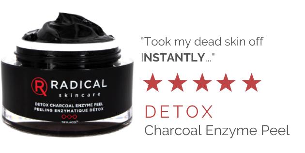 Detox Charcoal Enzyme Peel