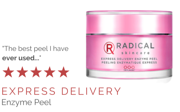 Express Delivery Enzyme Peel