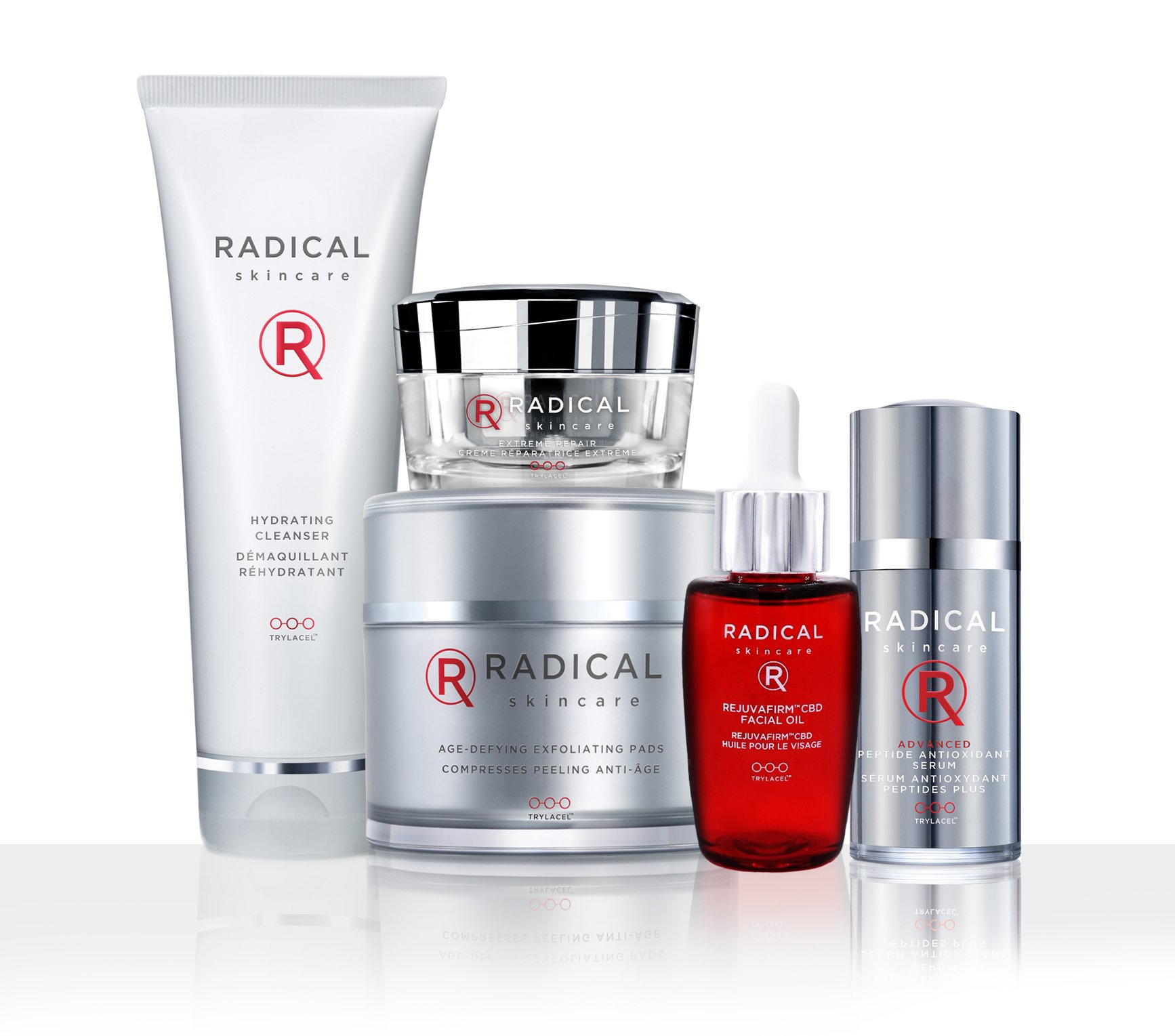 Radical Rescue for Anti-Aging